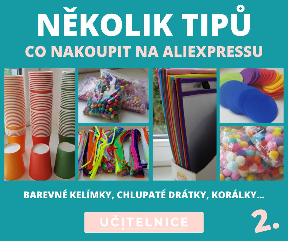 Tipy na nakupování na Aliexpressu II.